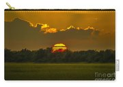 Lowcountry Sunset Over The Marsh Carry-all Pouch