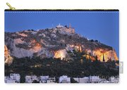 Lycabettus Hill During Dusk Time Carry-all Pouch