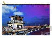 Manhattan Beach Pier Carry-all Pouch