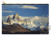 Mount Fitzroy, Argentina Carry-all Pouch