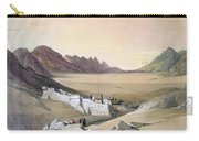 Mount Sinai Monastery Carry-all Pouch