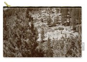 Mountainside Near Lake Tahoe Carry-all Pouch