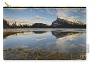 Mt. Rundle And Vermillion Lake Carry-all Pouch