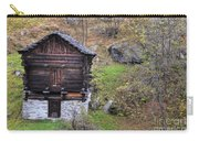 Old Rustic House Carry-all Pouch