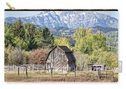 Palisades Barn Carry-all Pouch