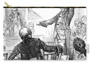 Patrick Henry (1736-1799) Carry-all Pouch by Granger