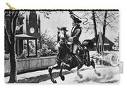 Paul Reveres Ride, 1775 Carry-all Pouch