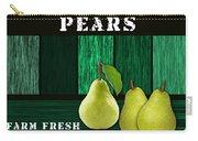 Pear Farm Carry-all Pouch