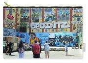 5 Pointz Graffiti Art 3 Carry-all Pouch