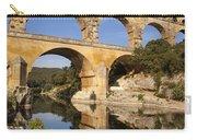 Pont Du Gard Carry-all Pouch by Brian Jannsen