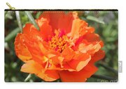 Portulaca Named Sundial Tangerine Carry-all Pouch