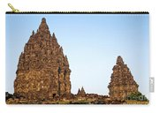 Prambanan Temple In Indonesia Carry-all Pouch