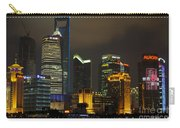Pudong At Night Carry-all Pouch