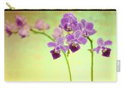 Purple Orchid-8 Carry-all Pouch