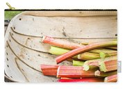 Rhubarb Carry-all Pouch by Tom Gowanlock