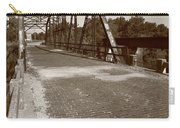 Route 66 - One Lane Bridge Carry-all Pouch