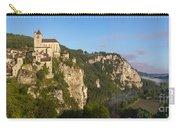 Saint Cirq Lapopie Carry-all Pouch by Brian Jannsen