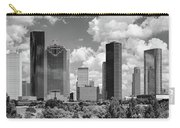 Skyscrapers In A City, Houston, Texas Carry-all Pouch