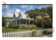 Sullivan's Island Tin Roof Story Book Cottage Carry-all Pouch