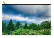 Sunrise Over Blue Ridge Mountains Scenic Overlook  Carry-all Pouch