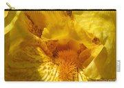 Tall Bearded Iris Named Saharan Sun Carry-all Pouch