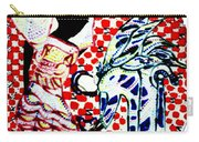 The Annunciation Carry-all Pouch by Gloria Ssali
