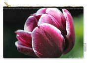 Triumph Tulip Named Jackpot Carry-all Pouch by J McCombie
