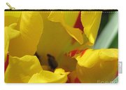 Triumph Tulip Named Washington Carry-all Pouch