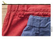 Trousers Carry-all Pouch by Tom Gowanlock