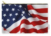 USA Carry-all Pouch by Les Cunliffe
