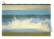 Waves Breaking On The Beach, Playa La Carry-all Pouch