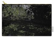 Weeds And Plants In A Coastal Saltwater Creek Carry-all Pouch