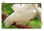 White Ibis Eudocimus Albus Carry-all Pouch