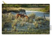 Wild Spanish Mustang Carry-all Pouch
