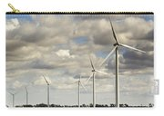 Wind Powered Electric Turbine Carry-all Pouch