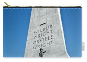 Wright Brothers National Memorial Carry-all Pouch