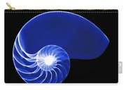 X-ray Of Nautilus Carry-all Pouch
