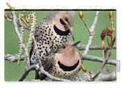 Yellow-shafted Northern Flickers Carry-all Pouch