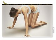 Yoga Cat Pose Carry-all Pouch