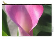Zantedeschia Named Majestic Red Carry-all Pouch
