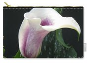 Zantedeschia Named Picasso Carry-all Pouch