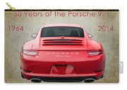 50 Years Of The Porsche 911 E182 Carry-all Pouch