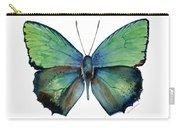 52 Arhopala Aurea Butterfly Carry-all Pouch by Amy Kirkpatrick