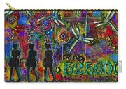 525 600 Minutes - Color Carry-all Pouch
