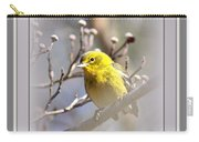 5393-006 - Pine Warbler-fb Carry-all Pouch