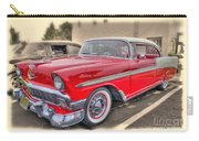 56 Classic Chevy Carry-all Pouch