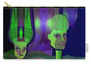 566 - Sphinxes In Fairyland Carry-all Pouch
