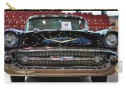 '57 Chevy Bel Air Show Car Carry-all Pouch