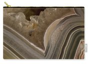 Agate Closeup Carry-all Pouch