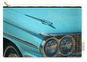 59 Pontiac Catalina Hood Ornament Carry-all Pouch